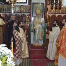 Το 40ήμερο μνημόσυνο του  μακαριστού Ιερέως π. Ιωάννου Ψαρρά