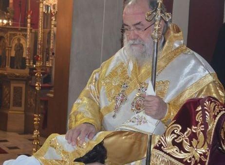Η Εορτή του Αγίου Ελευθερίου – Χειροτονία Πρεσβυτέρου στην Ελευθερούπολη