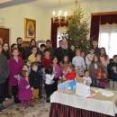 Χριστουγεννιάτικη Εκδήλωση για τα παιδιά των Ιερέων της Μητροπόλεως