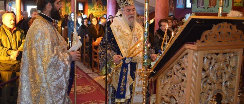 Η εορτή των Θεοφανείων στη Νέα Πέραμο