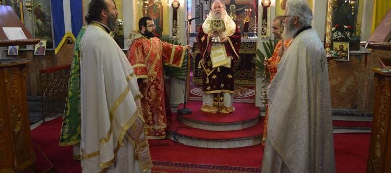 Η Εορτή του Αγίου Ευγενίου Τραπεζούντος στο Χορτοκόπι Παγγαίου