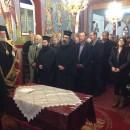 Εσπερινός εορτής Αγίου Χαραλάμπους στους Αντιφιλίππους Παγγαίου