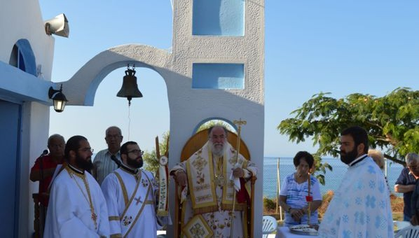 Εορτή της Αγίας Μαρίνης στις Κατασκηνώσεις Νέας Περάμου