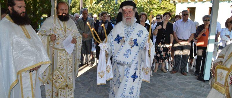 Η εορτή του Αγίου Κοσμά του Αιτωλού στη Μεσορόπη Παγγαίου