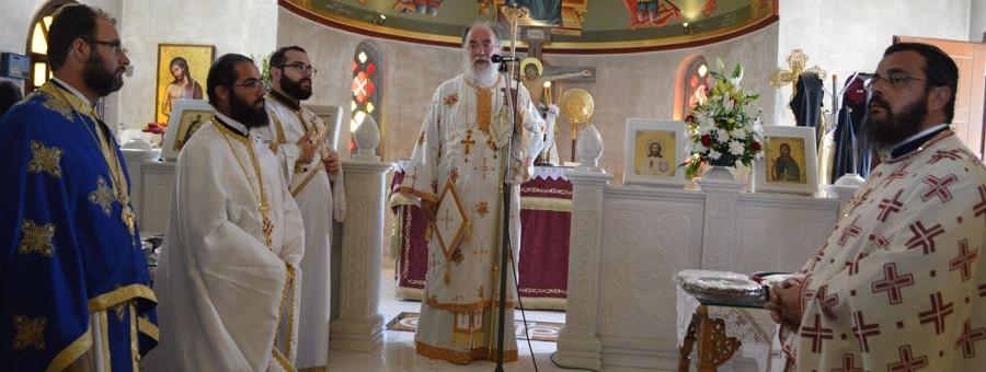 Η εορτή του Αγίου Φανουρίου στην Νέα Ηρακλείτσα Ελευθερών