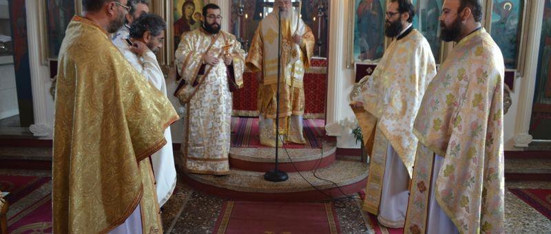 Η Εορτή της Αγίας Αικατερίνης στην Μέλισσα Παγγαίου