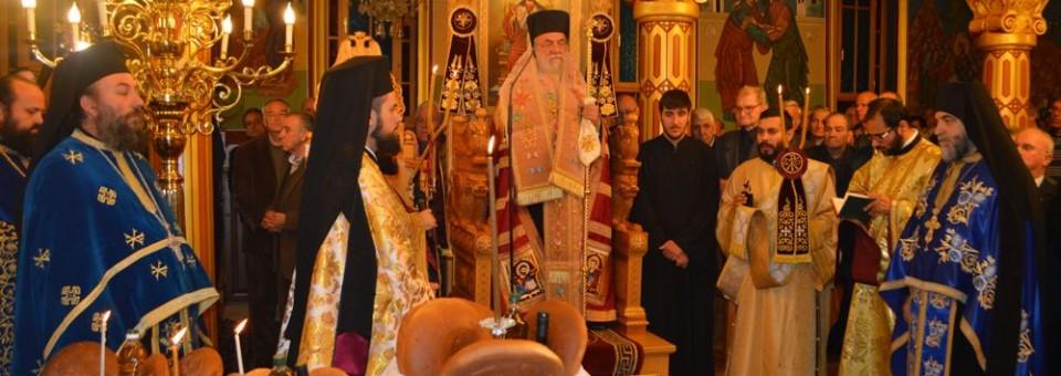 Η Εορτή των Εισοδίων της Θεοτόκου στη Νικήσιανη Παγγαίου