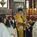 Εσπερινός Αγίου Γεωργίου στη Μεσορόπη Παγγαίου