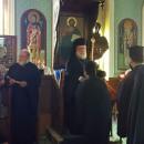 Η Εορτή του Αγίου Ανδρέου Αρχιεπισκόπου Κρήτης στον τόπο ταφής του Αγίου