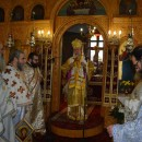 Η εορτή των Παμμεγίστων Ταξιαρχών στο Χρυσόκαστρο Παγγαίου