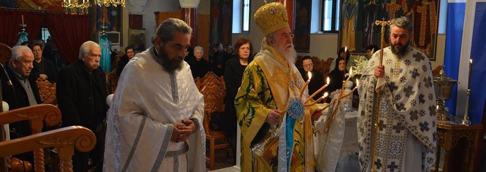Η εορτή του Αγίου Ιωάννου του Προδρόμου στον Μεσότοπο Παγγαίου
