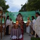Η Εορτή της Κοιμήσεως της Θεοτόκου στη Νέα Πέραμο Ελευθερών