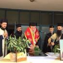 Αγιασμοί της Νέας Σχολικής Χρονιάς στα Σχολεία του Δήμου Παγγαίου