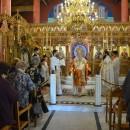 Κυριακή του Παραλύτου στον Ι.Ν. Αγίου Νικολάου Νέας Περάμου