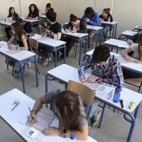 Θεία Λειτουργία εν όψει των Προαγωγικών Εξετάσεων 2018