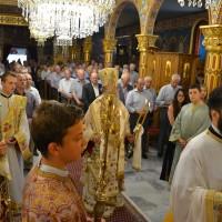 Κυριακή ΣΤ΄ Ματθαίου στην Νικήσιανη Παγγαίου