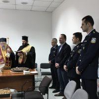 Τη Βασιλόπιτα του Αστυνομικού Τμήματος Ελευθερούπολης ευλόγησε ο Σεβασμιώτατος Μητροπολίτης μας