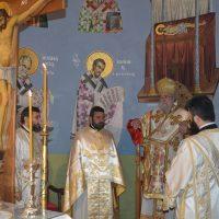 Κυριακή της Τυρινής στον Ιερό Ναό ΑγίουΓεωργίου Φωλεάς Παγγαίου