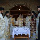 Η ανάμνησις του δια κολλύβων θαύματος του  Αγίου Θεοδώρου του Τήρωνος στην Ελευθερούπολη