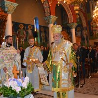 Κυριακή της Σταυροπροσκυνήσεως και Χειροτονία Πρεσβυτέρου στην Γεωργιανή Παγγαίου