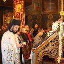 Η Ακολουθία των Δ΄ Χαιρετισμών στον Μητροπολιτικό Ι.Ν. Αγίου Νικολάου Ελευθερουπόλεως