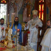 Η Εορτή της Μετάστασης του Αγίου Ιωάννου του Θεολόγου στον Άγιο Χριστόφορο Παγγαίου