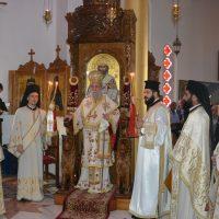 Η Εορτή της Παναγίας Γοργοϋπηκόου στην  Ιερά Μονή Αγίου Δημητρίου Παγγαίου