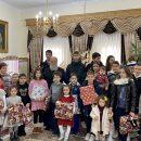 Εορταστική Εκδήλωση για τα παιδιά των Ιερέων της Μητροπόλεως