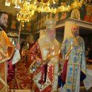 Κυριακή Ι΄ Λουκά στον Ιερό Ναό Αγίου Αθανασίου Κάριανης