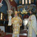 Κυριακή ΙΔ΄ Λουκά στον Ιερό Ναό Αγίου Δημητρίου Ακροποτάμου Παγγαίου