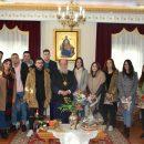 Απονομή Υποτροφιών σε Φοιτητές από τον Μητροπολίτη Ελευθερουπόλεως κ. Χρυσόστομο