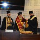Τη Βασιλόπιτα του Δημοτικού Συμβουλίου Παγγαίου ευλόγησε ο Σεβασμιώτατος Μητροπολίτης μας