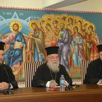 Ιερατική Σύναξη Ιανουαρίου 2020 της Ιεράς Μητροπόλεως Ελευθερουπόλεως