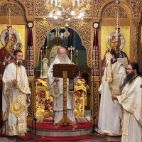 Η Ανάσταση του Κυρίου στον Μητροπολιτικό Ιερό Ναό Αγίου Νικολάου Ελευθερουπόλεως