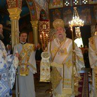 Κυριακή των Αγίων Θεοφόρων Πατέρων της Α΄ Οικ. Συνόδου στον Άγιο Χριστόφορο Παγγαίου