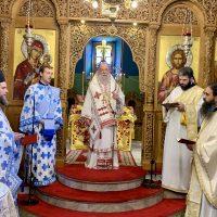 Κυριακή των Αγίων Πάντων στον Μητροπολιτικό Ιερό Ναό του Αγίου Νικολάου Ελευθερουπόλεως