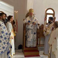 Η εορτή του Αγίου Θεοδώρου του εν Δαρδανελλίοις στο Οφρύνιο Παγγαίου