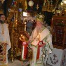 Η Αποτομή της Τιμίας Κεφαλής του Αγίου Ιωάννου στην Ι.Μ. Τιμίου Προδρόμου Νικησιάνης