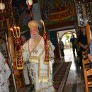 Κυριακή Θ΄ Ματθαίου στην Ιερά Μονή Κοιμήσεως Θεοτόκου Παγγαιωτίσσης