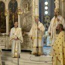 Κυριακή προ της Υψώσεως του Τιμίου Σταυρού στον Ιερό Ναό Αγίου Ιωάννου Μεσσήνης