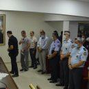 Αγιασμός υπέρ των Αστυνομικών Υπαλλήλων του Δήμου Παγγαίου