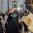 Μοναχική κουρά στην Ιερά Μονή Αγίου Δημητρίου Παγγαίου