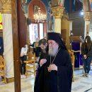 Ακολουθία των Παθών του Κυρίου στον Ιερό Ναό Αγίου Ελευθερίου Ελευθερούπολης