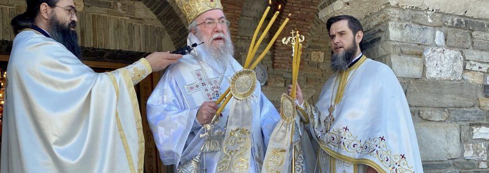 Κυριακή των Μυροφόρων στον Ι.Ν. Αγίου Νεκταρίου Ελευθερουπόλεως