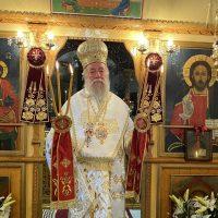 Η Εορτή των Αγίων Θεοπατόρων Ιωακείμ και Άννης στη Νικήσιανη Παγγαίου