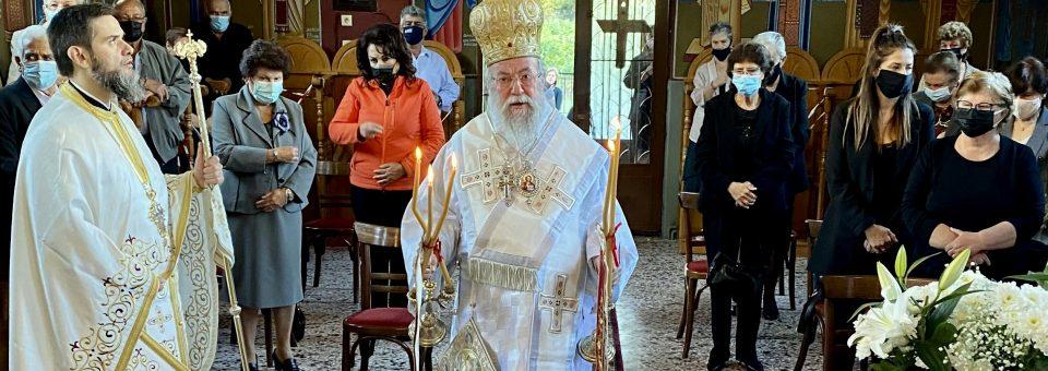 Η Εορτή της Μετάστασης του Αγίου Ιωάννου του Θεολόγου στο Σιδηροχώρι Παγγαίου