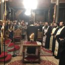 Ιερό Ευχέλαιο προ των Χριστουγέννων στον Μητροπολιτικό Ναό Αγίου Νικολάου Ελευθερουπόλεως