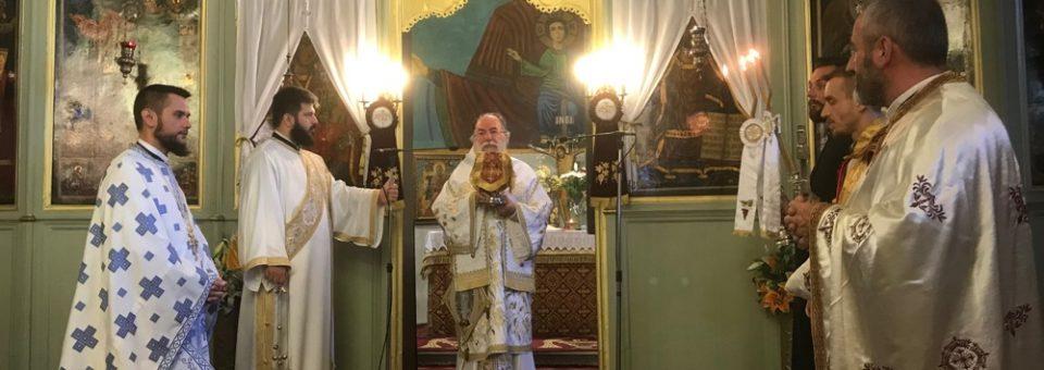 Κυριακή Β΄ Ματθαίου – Αγίων Αποστόλων στον Ιερό Ναό Αγίου Γεωργίου Ποδοχωρίου