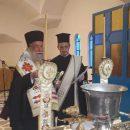 Θυρανοίξια και Εσπερινός εορτής Αγ. Μαρίνας στον Ι. Ν. Αγίας Μαρίνης Νέας Ηρακλείτσης Ελευθερών