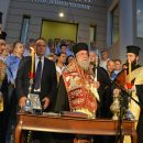 Ορκωμοσία Νέας Δημοτικής Αρχής του Δήμου Παγγαίου